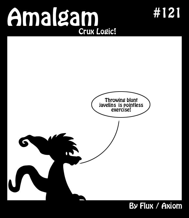 Amalgam #121