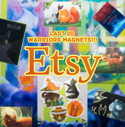 LAST WARRIORS MAGNETS
