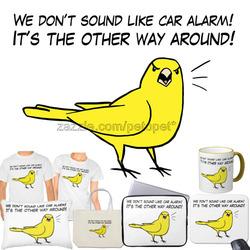 Canary vs Alarm
