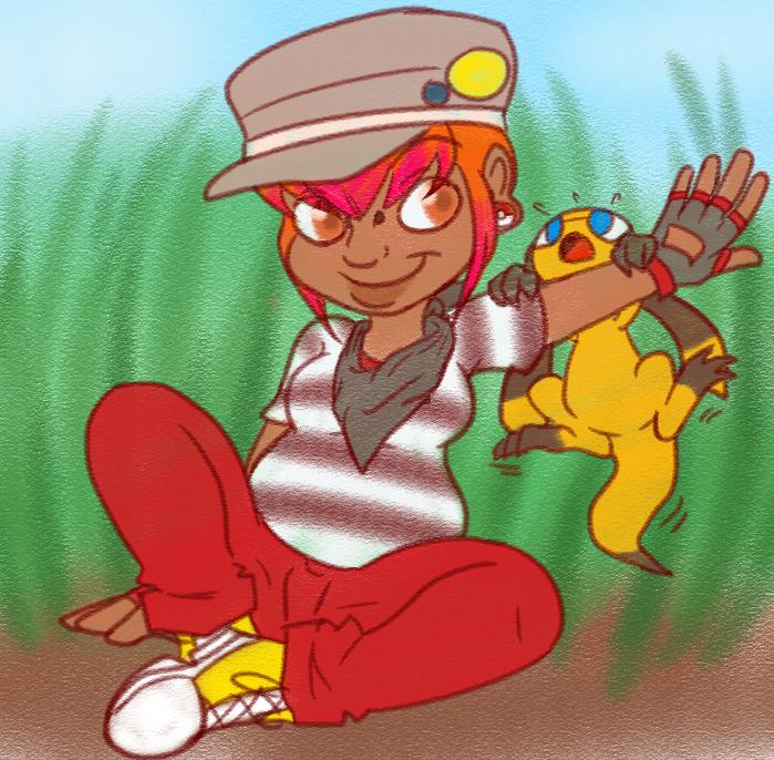 Pokemon Trainer Jordyn