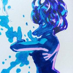 Alicia Sketch
