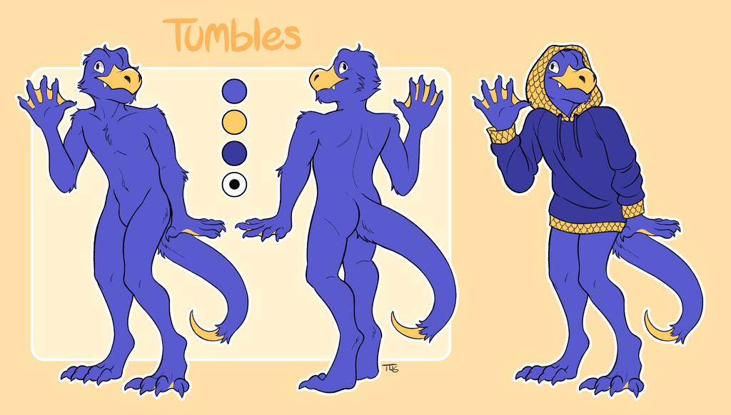 Commission - Tumbles