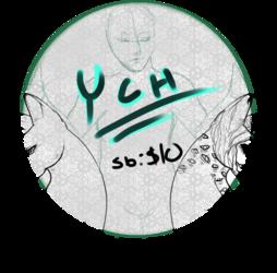 YCH :: spoopy portrait