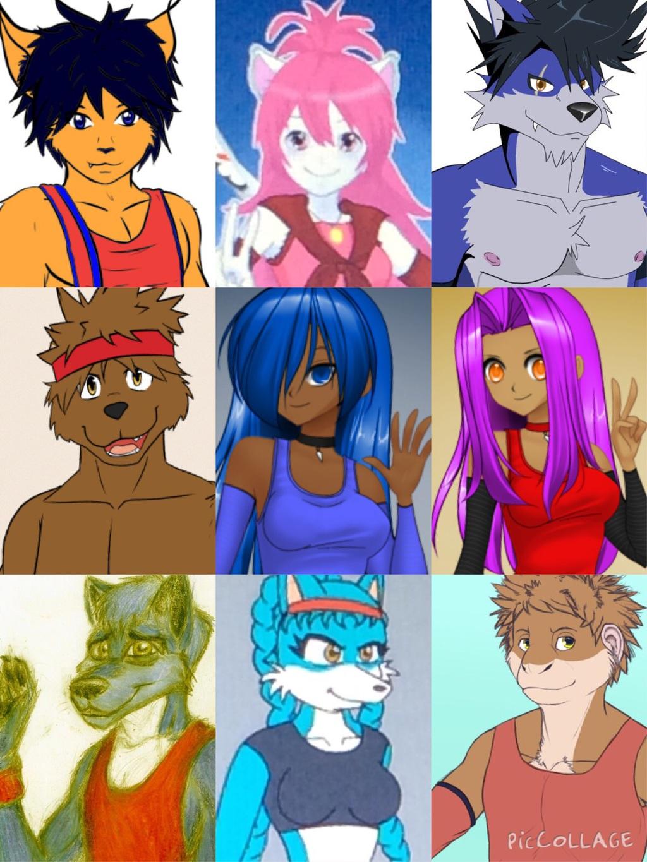 Hiro Chronicles main characters part 1