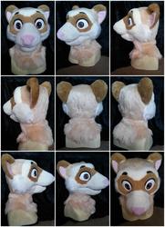 Ferret Head