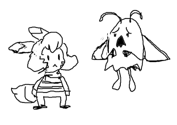 Curly Q and Whimsun Doodle