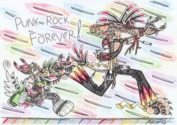Punk rock-FOREVER!