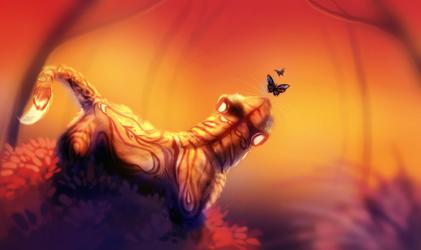 Hello Mr Butterfly