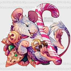 Aywas: Christmas Mouse Bumble