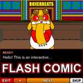 Boxer Beats Flash: Ready Finale