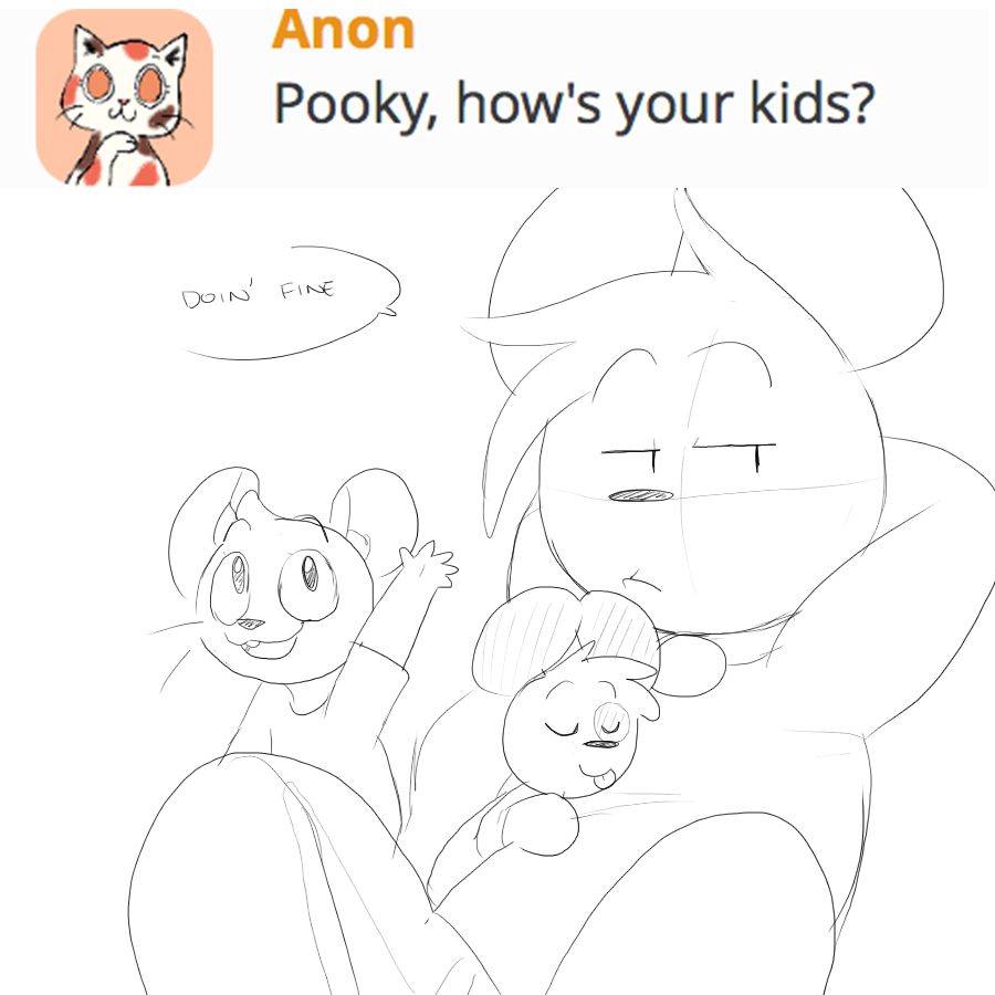 CuriousCat Question: Boo