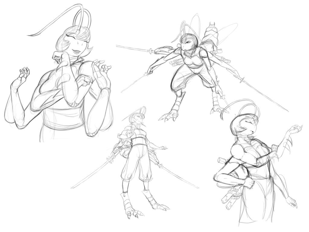 Shesheik Sketches