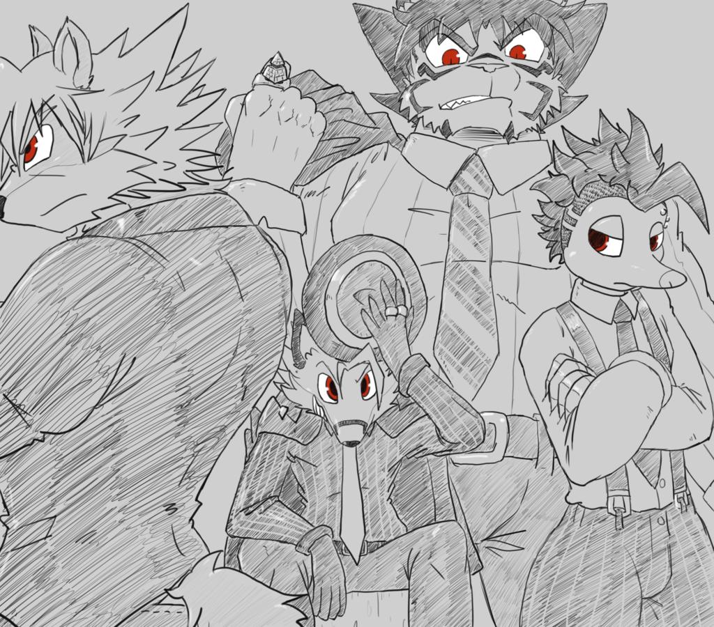 Most recent image: Goon Squad