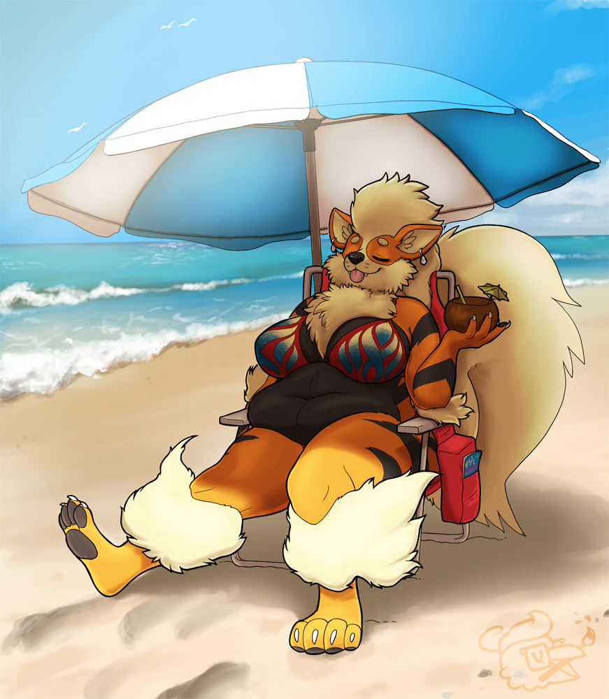 Lazy Beach Bum