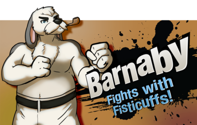 Barnaby Enters the Battle!