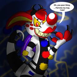 Spitzy the Toon-Villain