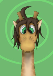 New Giraffe Icon for 2020