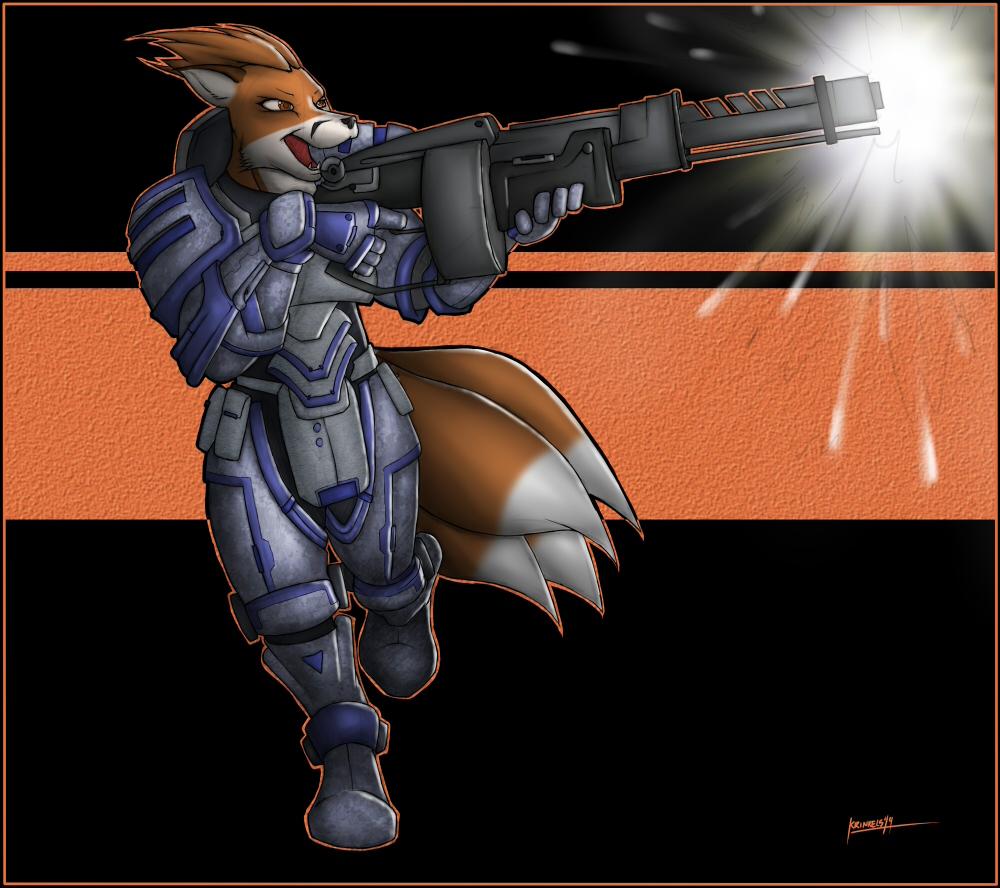Iron Artist: Mephis