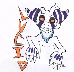 Lucid - Experimental Badge Zombie