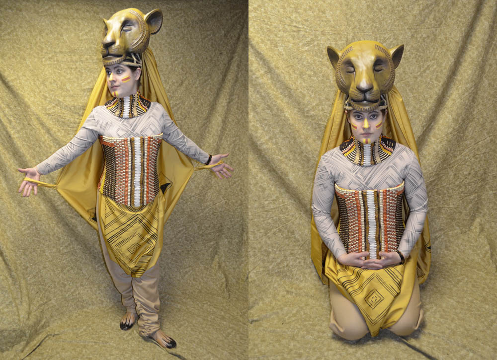 Lioness - Lion King Musical
