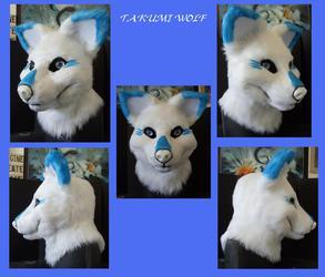 Taki Wolf head