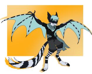 Anrtho Bat Flutters