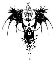 Demon Djin (alternate)