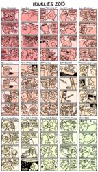 Hourly Comic Day 2015