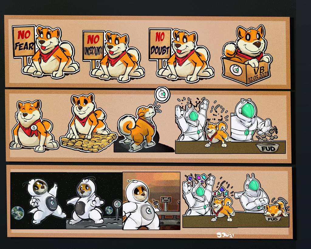 More Akita Stickers