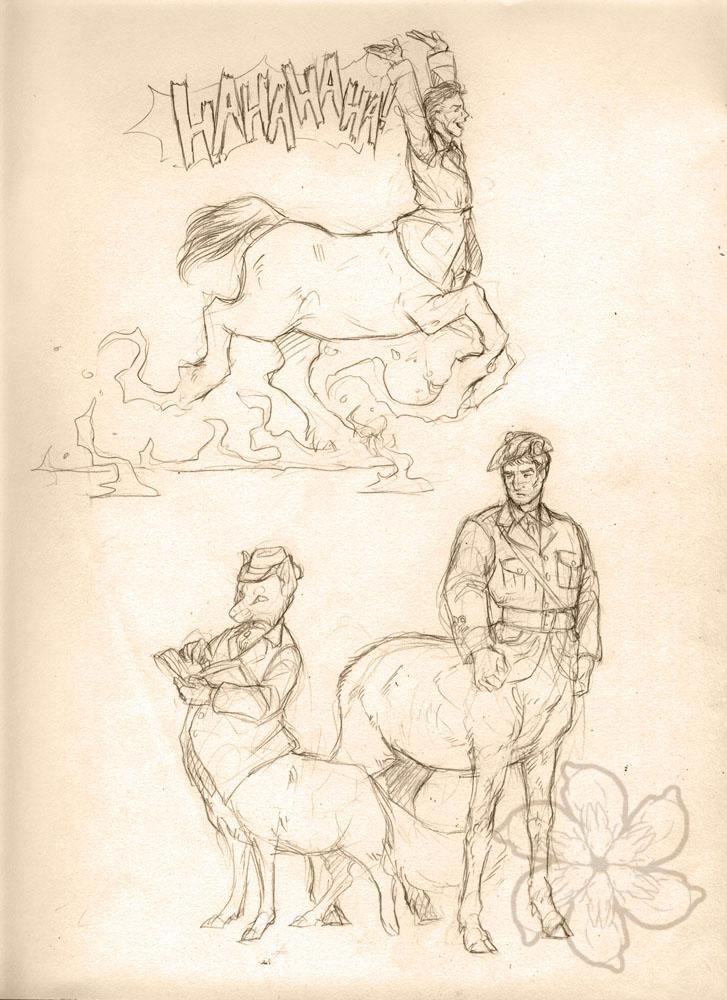 More Centaurs