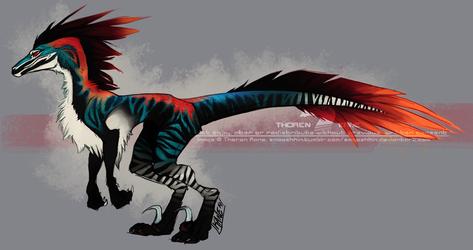 [OC] Raptor sketch
