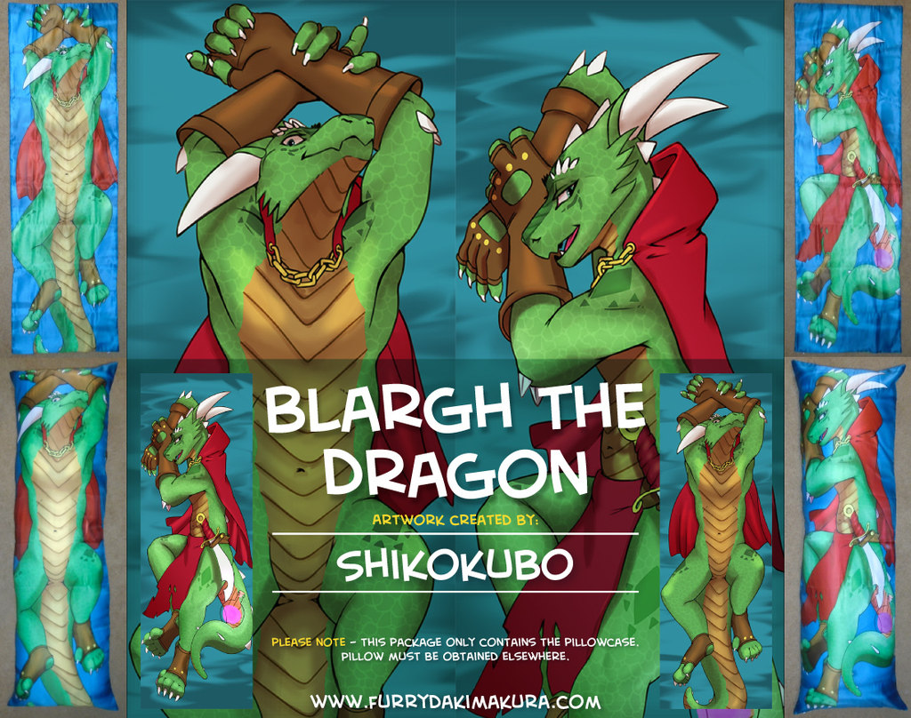 Most recent image: Blargh the Dragon by Shikokubo