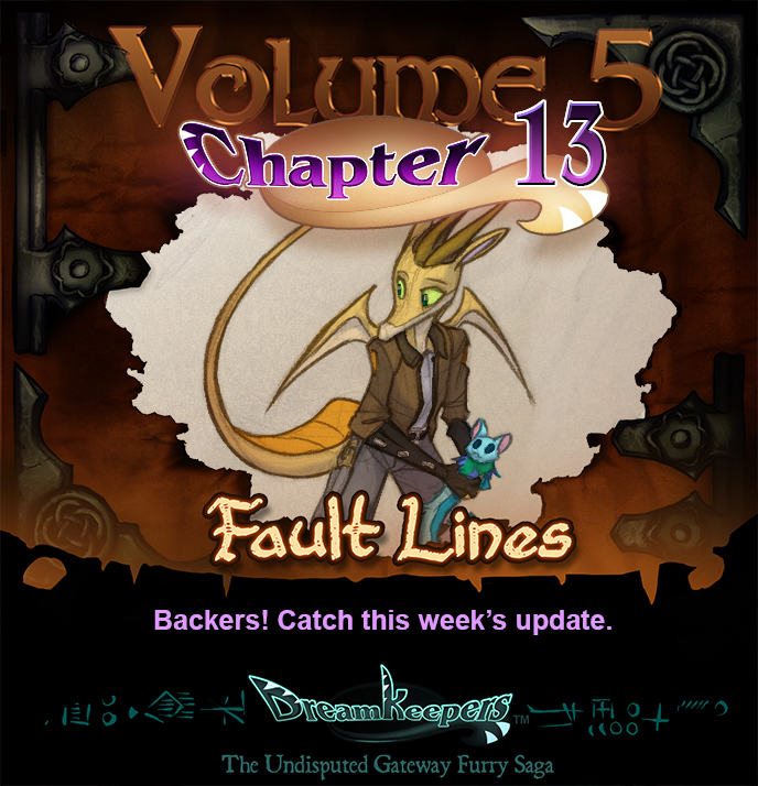 Most recent image: V5 page 22 Update Announcement