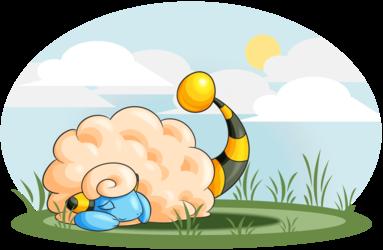 Sleepy Mareep
