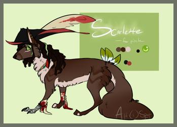 Scarlette Adopt- CLOSED