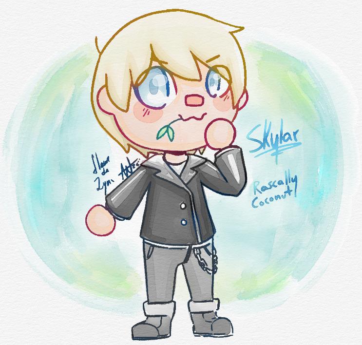 Skylar the RascallyCoconut