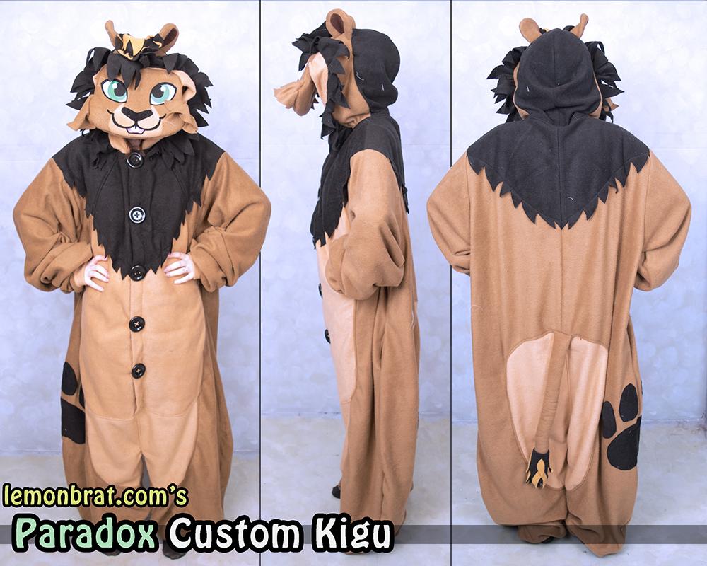 Paradox Custom Kigu