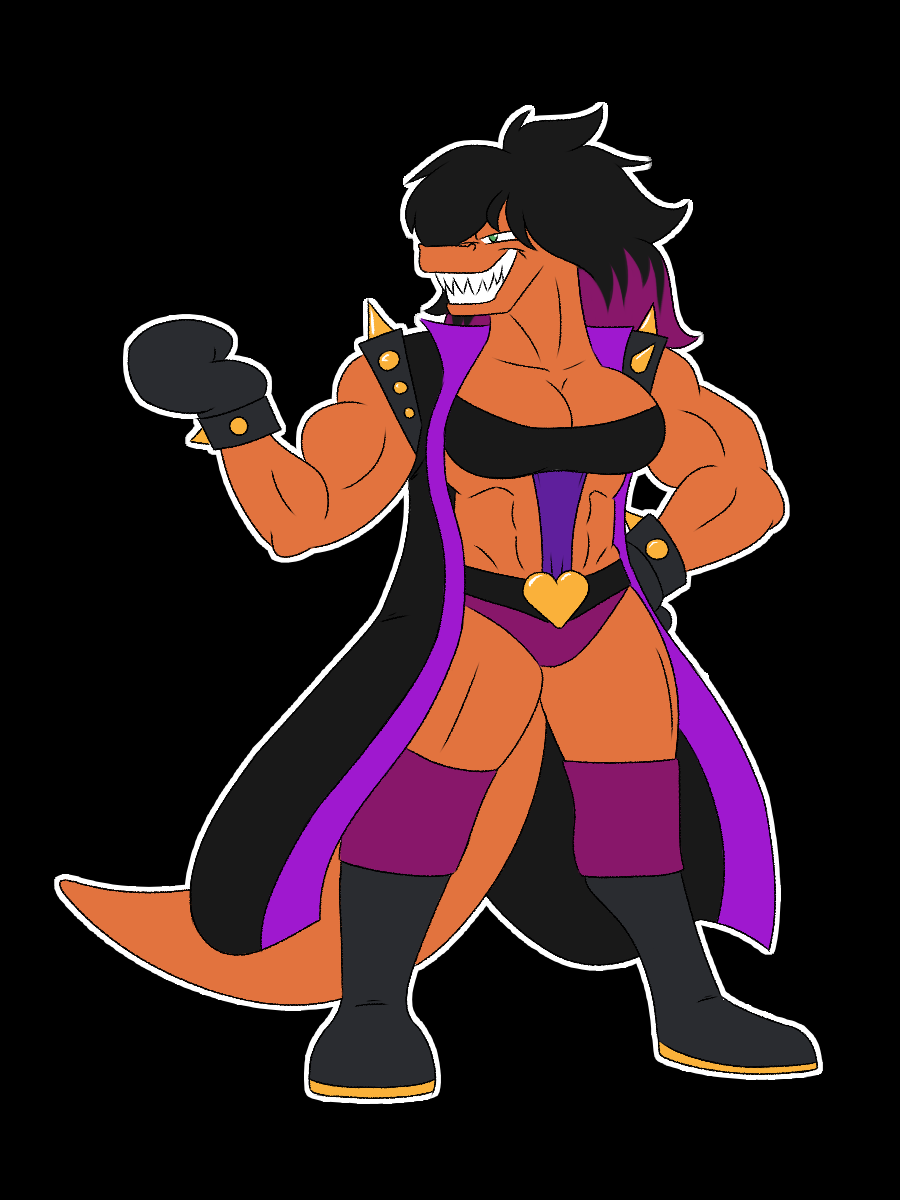 Susie-inspired Tammy