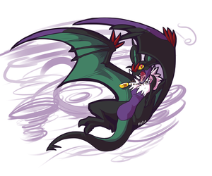 Tanis the Noivern