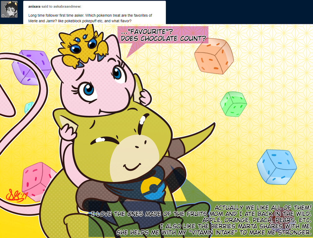 AAAAsk Abra and Mew question #241