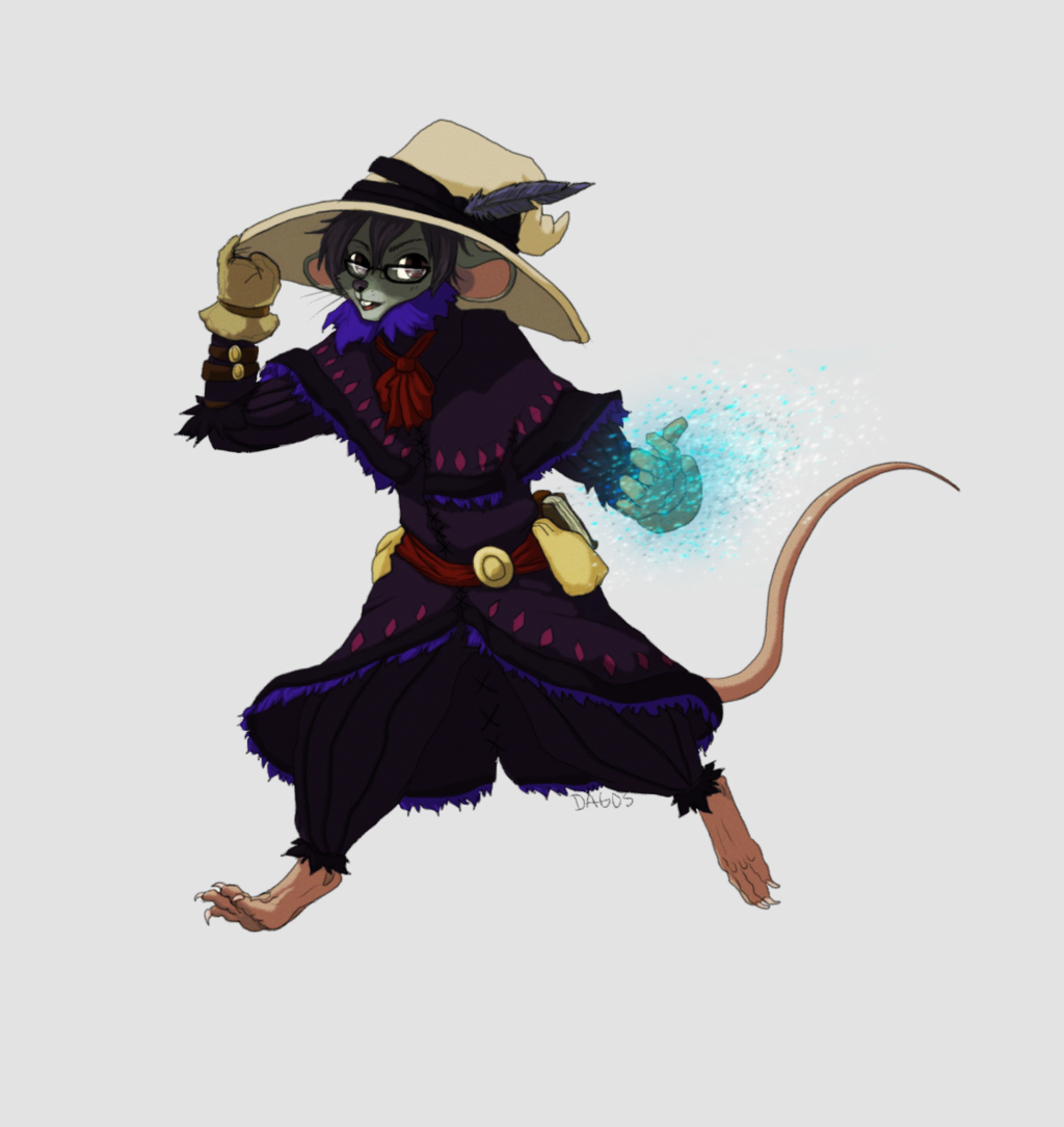 Eric the Mage