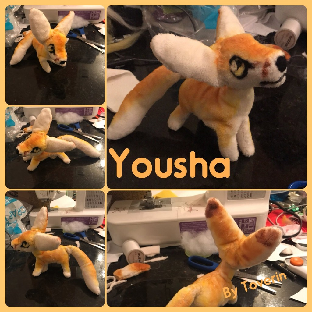 Itty Bitty Yousha Fox