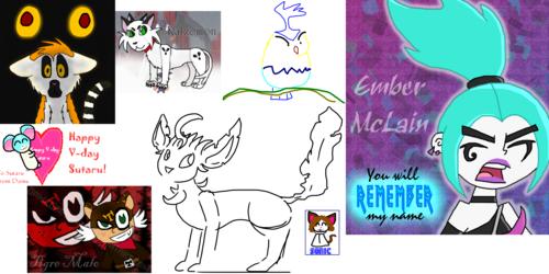 another digital doodle dump