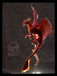 Companion Large dragon 2