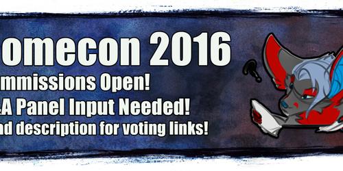 HomeCon 2016 - Input Needed!