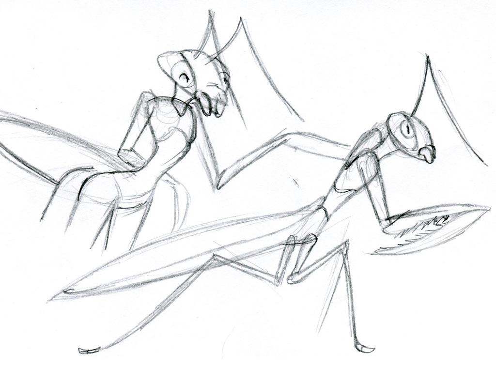Cuter mantis