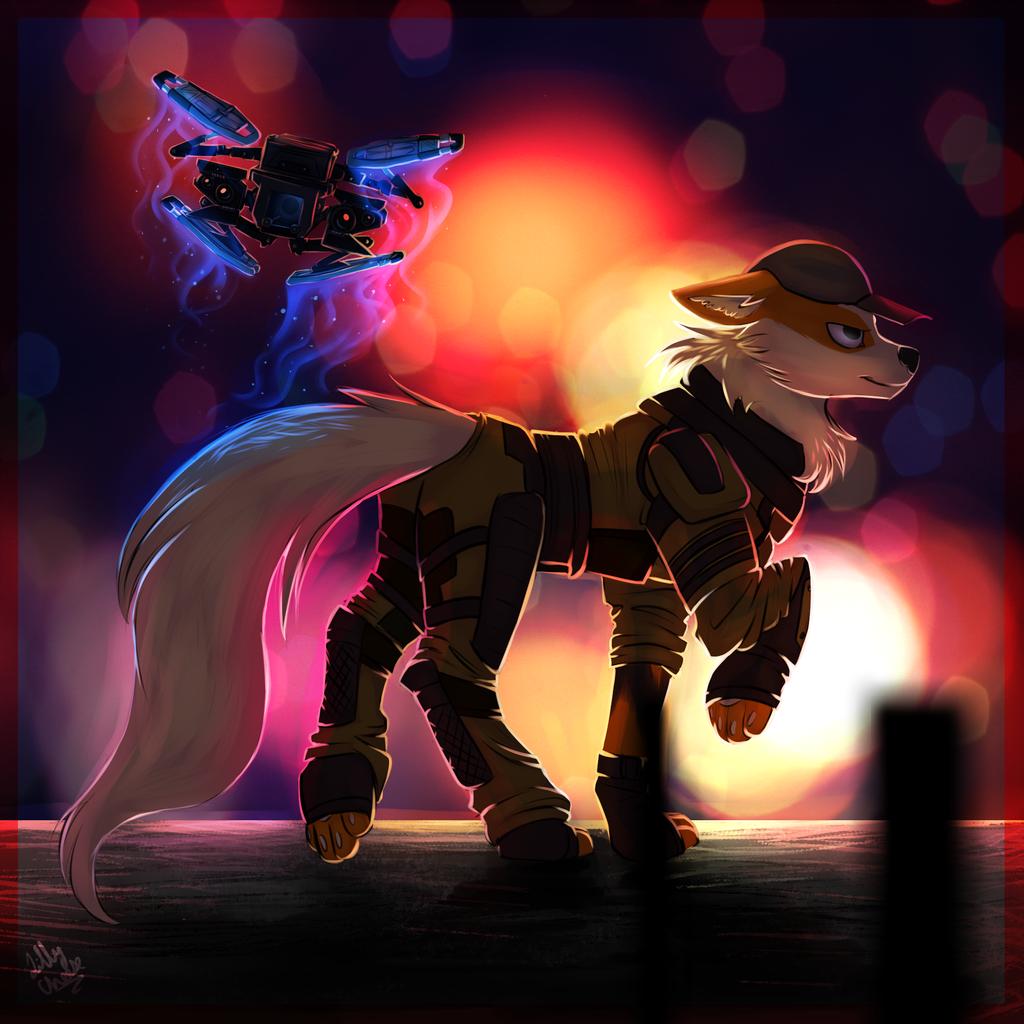 [Gift] Xcom2 Doggo