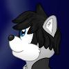 Keyblade Raccoon full body badge