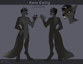 [Commission] Kane Ewing
