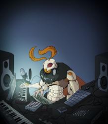 Moth Musician